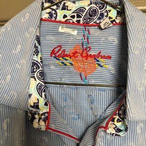 Robert Graham long sleeve button down